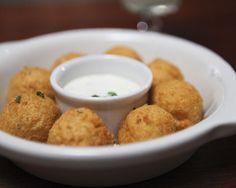 Mashed Potato Fritters Recipe