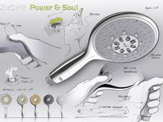 GROHE Power & Soul. For your perfect shower experience, a built-in technology effortlessly saves up to 40% of water on selected models, while delivering all the features and performance you would expect from a GROHE shower.#GROHE #shower #bathroom #rainshower http://www.grohe.co.uk/en_gb/bathroom-collection/showers-rainshower-systems.html