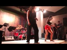 Sarah Reich & Tap Music Project Part4 @ Blue Whale - YouTube