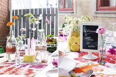 mesa de verão, summer table setting, decoração mesa, mesa posta, get the look, produtos mesa