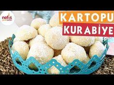 Hindistan Cevizli Kartopu Kurabiye (Videolu) – Nefis Yemek Tarifleri