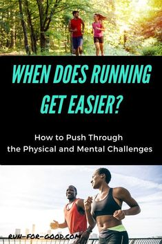 When they first get started with running, many beginner runners have a hard time getting used to it. Here's how to make running feel easier. Running Race, Running Tips, Running Blogs, Beginner Running, Trail Running, Jogging For Beginners, Beginners Cardio, Beginner Runner Tips, Glute Isolation Workout