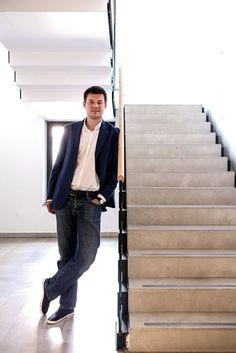 """""""Bürgermeister Forsterleitner ist ein bissl lang…"""" - Der Linzer """"Finanzminister"""" Christian Forsterleitner (SP) erzählt im Gespräch mit den OÖN, wie er mit der Verantwortung über 835 Millionen Euro Budget umgeht und warum es ihm nichts ausmacht, Zweiter zu sein. Zum Interview: http://www.nachrichten.at/oberoesterreich/linz/Buergermeister-Forsterleitner-ist-ein-bissl-lang;art66,1395239 (Bild: Weihbold)"""