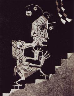 Hamada Chimei, Mad Man, 1962