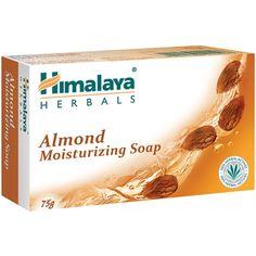The Himalaya Drug Company HIMALAYA HERBALS 75g Almond Nawilżające mydło migdałowe