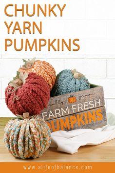 Fall Pumpkin Crafts, Diy Pumpkin, Cute Pumpkin, Fall Crafts, Holiday Crafts, Diy Crafts, Tree Crafts, Holiday Decor, Dollar Tree Pumpkins