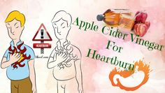 How to use apple cider vinegar for heartburn relief is a new article that shows 4 tips using apple cider vinegar to cure heartburn.