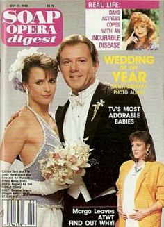 ATWT Hal and Barbra wed #2 with Margo