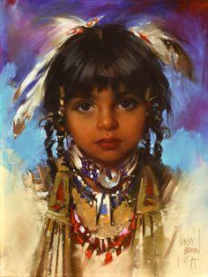 harley brown artist | siyasi ve eğlence figür portreleri yapan bir ressam olarak ...