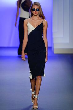 Cushnie et Ochs Spring 2017 Ready-to-Wear Fashion Show - Sanne Vloet