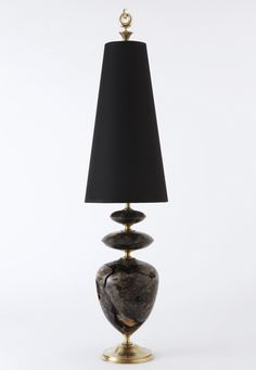 Kristin Victoria Barron Di Orchis II Jasper Lamp, image 1