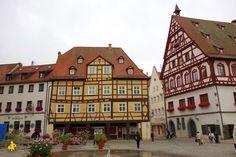 2014.08.13 Bavière Nordlingen sur la Route Romantique #Allemagne