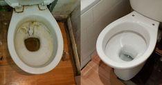 Πουρί στη λεκάνη της τουαλέτας: Πέντε εύκολοι τρόποι για να το εξαφανίσετε χωρίς τρίψιμο Clean My House, Cleaners Homemade, Home Health, Holidays And Events, Organization Hacks, Toilet Paper, Cleaning Hacks, Helpful Hints, Diy And Crafts