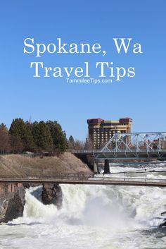 Spokane Vacation Tips! Things to do, great tips on visiting Spokane and so much more! Washington Things To Do, Camping In Washington State, Utah Camping, Spokane Washington, Oh The Places You'll Go, Places To Travel, Places To Visit, Spokane Restaurants, Evergreen State
