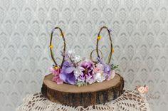 Bunny ears  Flower crown Flower  crown Ears by BloomingFloretProps