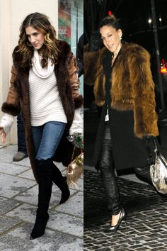 50 Times Sarah Jessica Parker Dressed Like Carrie Bradshaw in Real Life  - ELLE.com