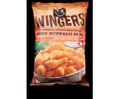 Wingers Fiery Buffalo Bleu Potato Chips! www.anchorsfoodfinds.com