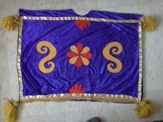 Magic carpet costume                                                                                                                                                                                 More