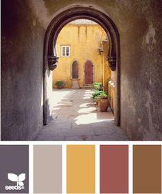 Heather Elizabeth Designs: ATLANTA INTERIOR DESIGNER: Design Seeds Color Palette Creator