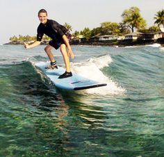 We are the only full-service surf shop and school located on the beginner beach, Kahalu'u Bay, in Kona HI. We offer gear rentals and lessons. Surfing Tips, Big Island, Surf Shop, Surfboard, Hawaii, Dads, Sea, Beautiful, Surf Store