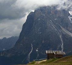 Dolomite Mountains, Italy.