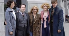 'Fantastic Beasts' Sneak Peek Has New Harry Potter Prequel Footage -- A new 'Fantastic Beasts and Where to Find Them' featurette goes behind-the-scenes of the upcoming 'Harry Potter' spinoff. -- http://movieweb.com/fantastic-beasts-where-to-find-them-featurette-harry-potter/