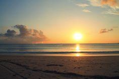 Beautiful #sunset #Bali #beach