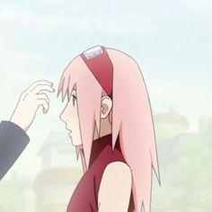 Naruto Shippūden, Sakura Haruno and Sasuke Uchiha. Sasuke Uchiha Sakura Haruno, Naruto Y Sasuke, Naruto Shippuden Sasuke, Anime Naruto, Boruto, Naruhina, Couple Naruto, Naruto Couples, Anime Love Couple