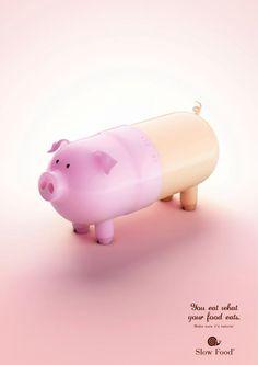 Slow Food: Pill animal, 1