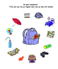 Camping theme activities and printables for preschool and kindergarten Preschool Printables, Camping Theme, Kindergarten, Snoopy, Activities, Fictional Characters, Image, Cousins, Kindergartens