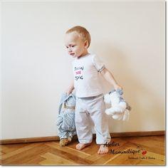 Piżamka chłopięca - DZISIAJ NIE ŚPIĘ