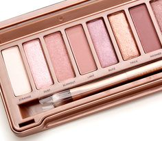 Naked 3 palette, I WANT
