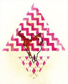 {Cat Pyramid}
