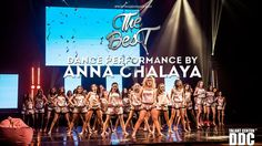 "Dance Show ""The Best"" / Dance Performance by ANNA CHALAYA 