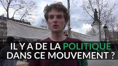 Le mouvement Nuit Debout manque t-il  d'investissement politique ?