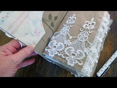 Shabby Journal - Start to Finish with Tresors de Luxe - YouTube Sign up for our Crate Charms Newsletter for up dates and awesome articles, how to's , crafts and so much more! You also have the chance to win a full year's worth of boxes absolutely free! Please share. http://www.cratecharms.com/