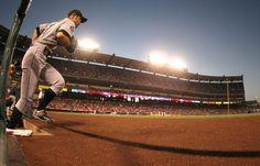 Twitter / Mariners: PHOTO: Ichiro takes the fi