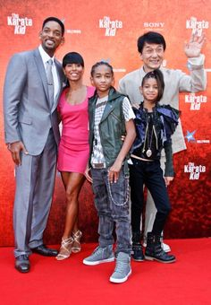 The Karate Kid goes to Madrid Willow Smith, Jada Pinkett Smith, Jaden Smith, Will Smith And Family, Rapper, Star Pictures, Jackie Chan, Diva Fashion, Karate
