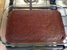 clean brownies