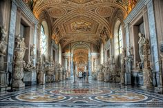 The Vatican Museums (Italian: Musei Vaticani), in Viale Vaticano in Rome, inside the Vatican City, are among the greatest museums in the wor...