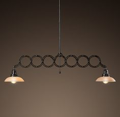 I have been lusting over this light fixture for forever... One day....