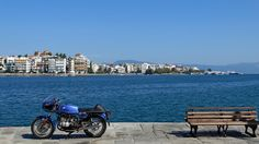 bmw R100 cafe racer Greece, Chalkida- www.caferacers.gr