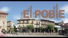 El Poble Espanyol, The Spanish Village, Barcelona, Spain OFFICIAL VIDEO