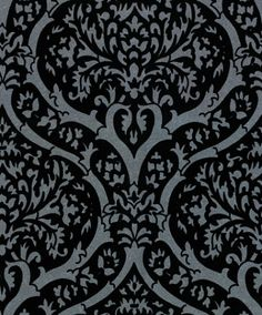 Palladium Flock M Albany Wallpapers A Beautiful Art Deco Inspired All Over