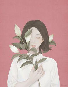 2015 / Digital Painting / ⓒ ENSEE - Choi Mi Kyung                                                                                                                                                     More