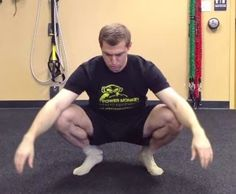 Lost Keys to a Deep Squat: Assessing Ankle Dorsiflexion | PHYSIO ANSWERS