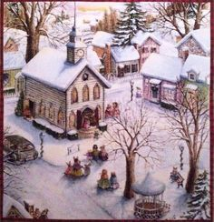 SUSAN WHEELER ★ .@@@@@.....http://www.pinterest.com/jennifergbrock/vintage-christmas-images-art-illustration-that-evo/