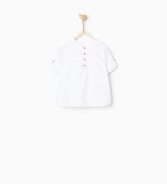 ZARA - KIDS - SHIRT in BLUE