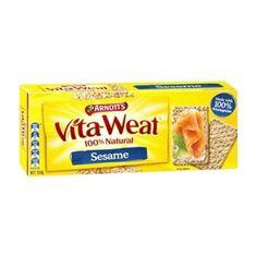 Arnott's Vita-Weat Sesame Biscuits