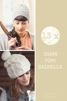 Knit Crochet, Crochet Hats, Winter Hats, Knitting, Crocheting, Fashion, Knitting Hats, Crochet, Moda